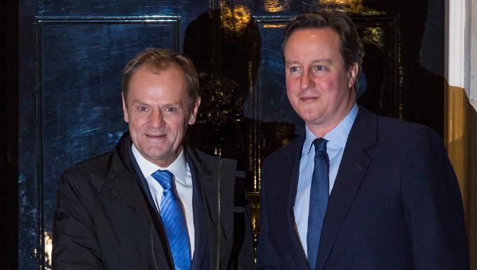 Brexit : l'Union européenne propose un compromis à Cameron © Conseil européen