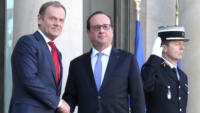 Entretien avec Donald Tusk, président du Conseil Européen