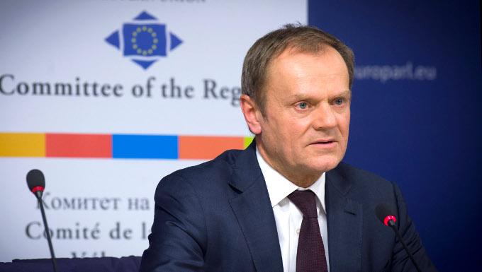 Donald Tusk, président du Conseil européen ©Conseil Européen