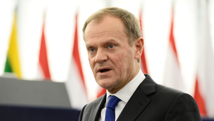 President TUSK - Report to the European Parliament on the European Council of 17-18 December 2015
