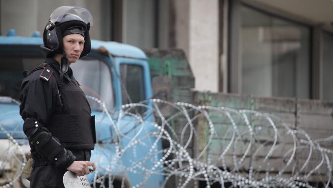 Conflit en Ukraine