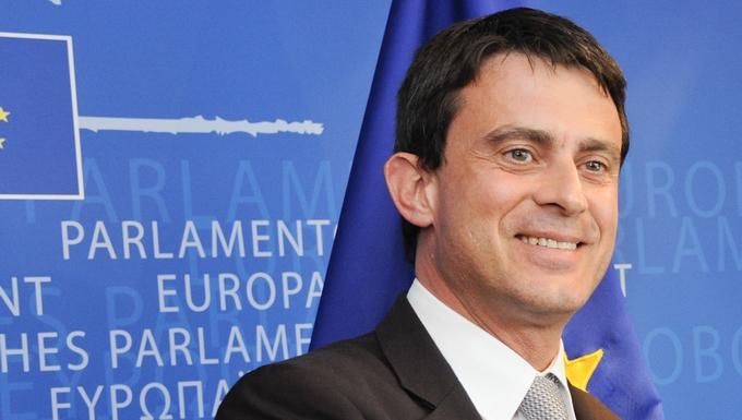 Manuel Valls (c) Parlement européen