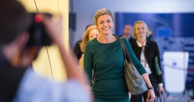 Margrethe Vestager - crédits : © European Union 2014 - European Parliament