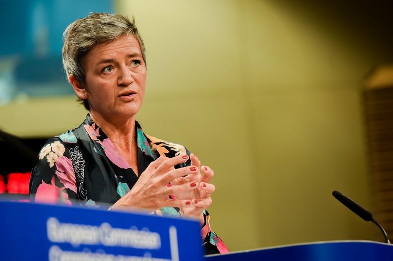Margrethe Vestager, le 20 juin 2018 - Crédits : Union européenne