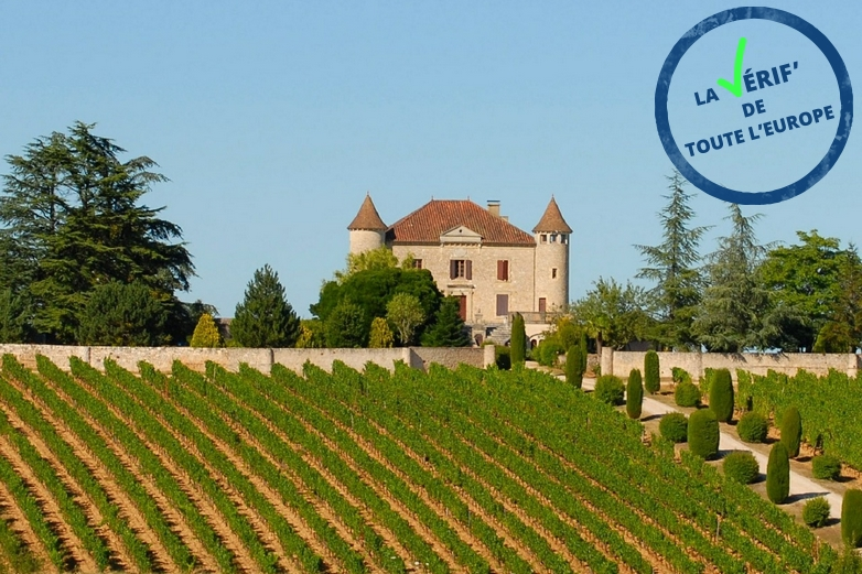 En France, le secteur vitivinicole bénéficie également d'un fort soutien de la PAC - Crédits : Pixabay