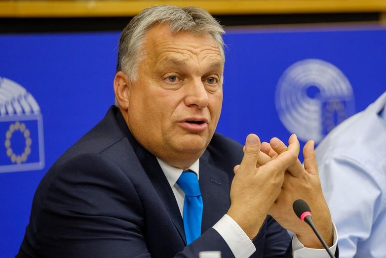 Viktor Orbán - Crédits : Martin Lahousse / Flickr CC BY-NC-SA 2.0