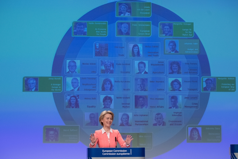 Commission Ursula Von der Leyen (2019 - 2024) : tous les articles