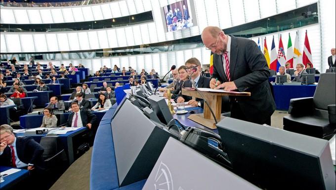 vote sur l'accord d'association avec l'Ukraine