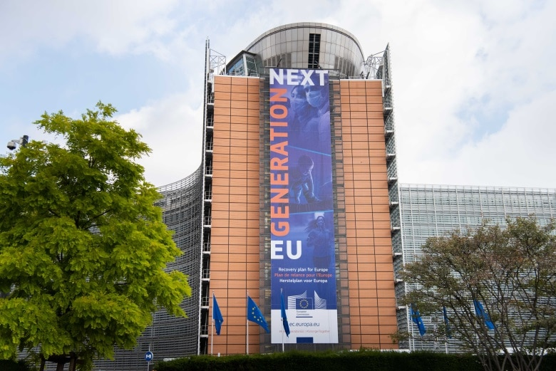 Face à la crise, la relance économique européenne