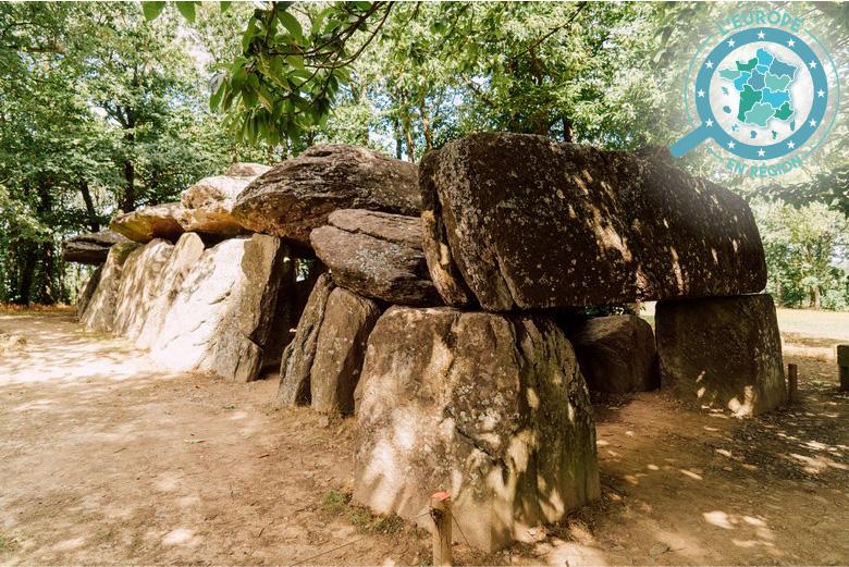 Le dolmen de la Roche-aux-fées fait partie des premiers monuments à avoir été classé Monument Historique