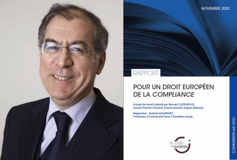 Pierre Sellal, ancien Représentant permanent de la France auprès de l'UE, est membre de la commission