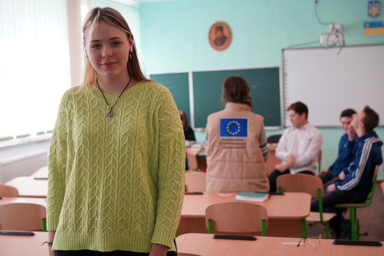 Crédits : Lisa Hastert / Union européenne