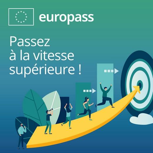 La nouvelle version de la palteforme Europass offre des fonctionnalités supplémentaires aux citoyens cherchant un stage, un emploi ou une formation dans les pays partenaires - Crédits : Agence Erasmus +