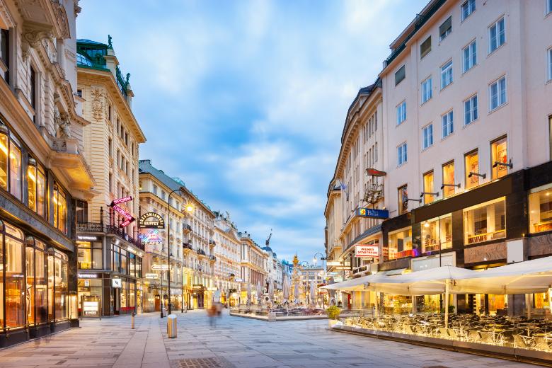 Le centre-ville de Vienne a été la cible d'attaques terroristes lundi soir vers 20h