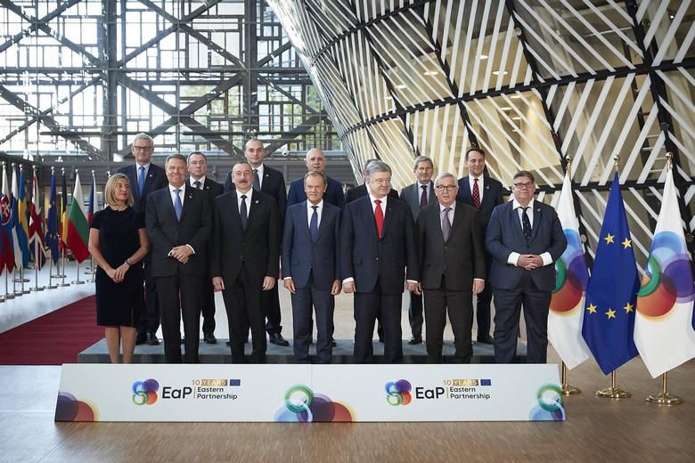 Les relations entre la Biélorussie et l'Union européennes s'organisent principalement autour du Partenariat oriental de l'UE, qui a fêté ses dix ans à Bruxelles le 13 mai 2019