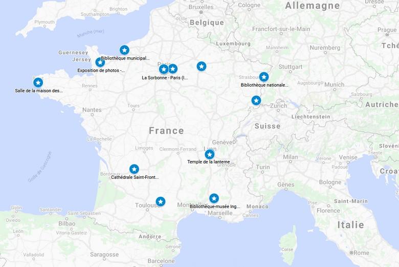 A l'occasion des journées européennes du patrimoine les 19 et 20 septembre 2020, Toute l'Europe a sélectionné une quinzaine d'événements à visiter sur le thème de cette édition :