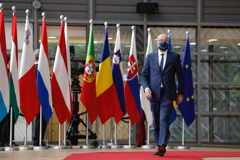 Sous la présidence de Charles Michel, les 27 chefs d'État et de gouvernement vont débattre pendant plusieurs jours des dossiers prioritaires en matière de relance économique et de relations extérieures