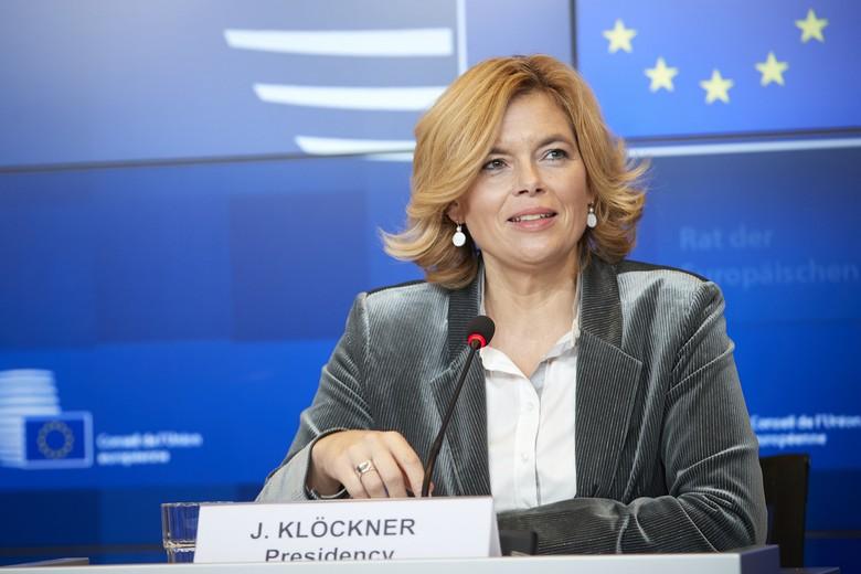 La ministre de l'Agriculture allemande, Julia Klöckner, a annoncé tôt mercredi 21 octobre un accord des 27 sur la politique agricole commune (PAC)
