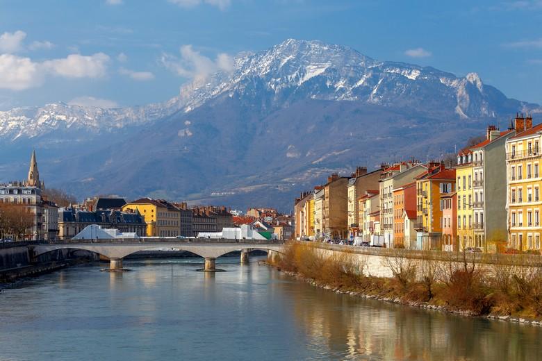 Grenoble a été élue