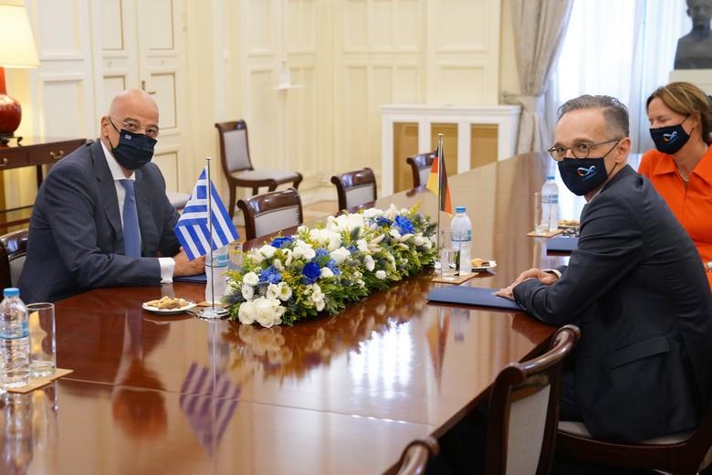 Ce mardi 25 août, le ministre des Affaires étrangères allemand Heiko Maas s'est rendu en Grèce et en Turquie pour amorcer le dialogue sur la Méditerranée