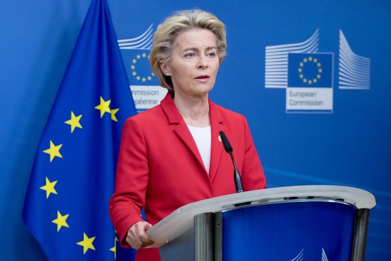 Jeudi 1er octobre, la présidente de la Commission européenne Ursula von der Leyen a annoncé ouvrir une procédure d'infraction contre le Royaume-Uni