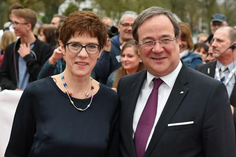 Partisan d'Angela Merkel, Armin Laschet a succédé à Annegret Kramp-Karrenbauer à la tête du parti chrétien-démocrate allemand