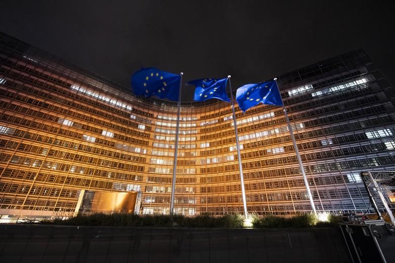 Le bâtiment de la Commission européenne, où de nombreuses décisions importantes devront être prises lors de l'année 2021 - Crédits : Lukasz Kobus / Commission européenne