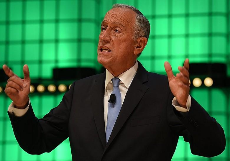 Le conservateur modéré Marcelo Rebelo de Sousa présidera le pays pour cinq années supplémentaires - Crédits : Diarmuid Greene / Wikimedia Commons CC BY 2.0