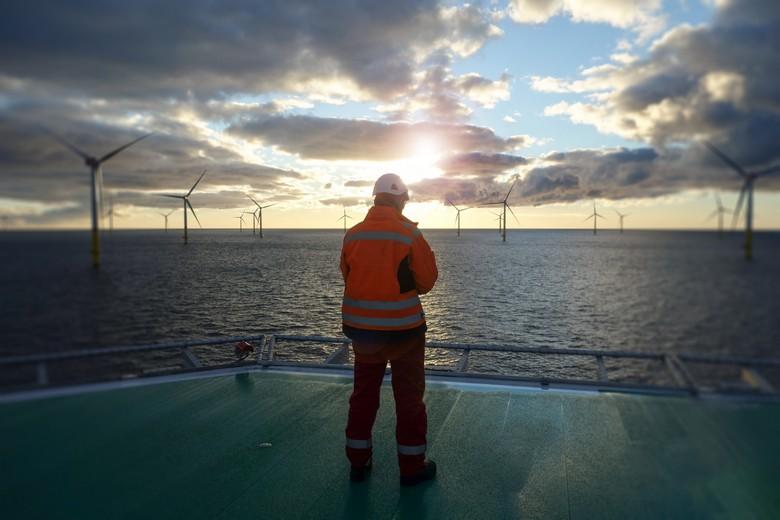 Un financement de 450 millions d'euros par la BEI permettra l'inauguration à Fécamp du plus grand parc éolien français en mer, similaire à ceux bordant les côtes allemandes, à l'horizon 2023