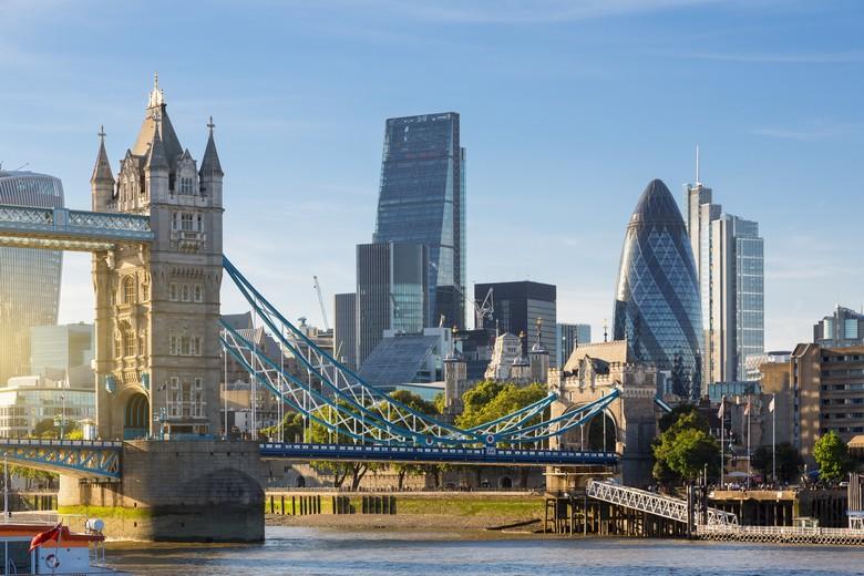 Victime des conséquences du Brexit, la City de Londres n'est désormais plus la première place financière d'Europe