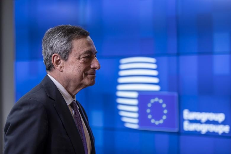 L'ancien président de la Banque centrale européenne Mario Draghi a été désigné par le président de la République italienne