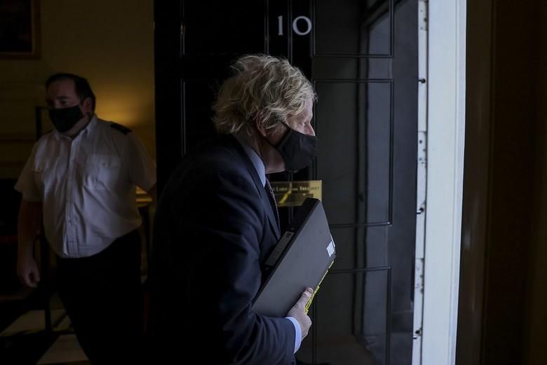 Boris Johnson s'est rendu hier devant le Parlement britannique pour présenter son rapport sur la place du Royaume-Uni dans le monde