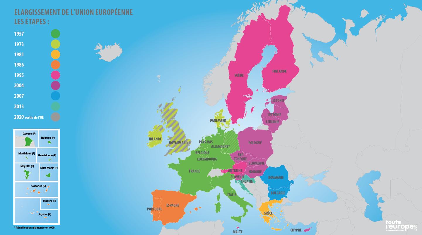 angleterre carte europe