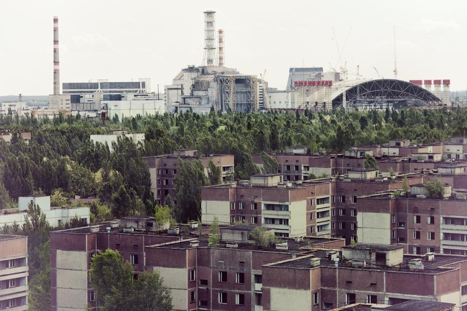 Le président ukrainien Volodymyr Zelensky est attendu aujourd'hui dans la zone d'exclusion qui entoure la centrale abandonnée dans un rayon de 30 kilomètres