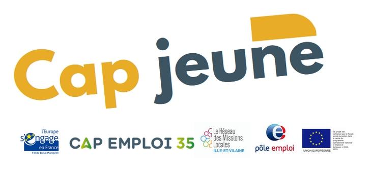 Logo de Cap jeune