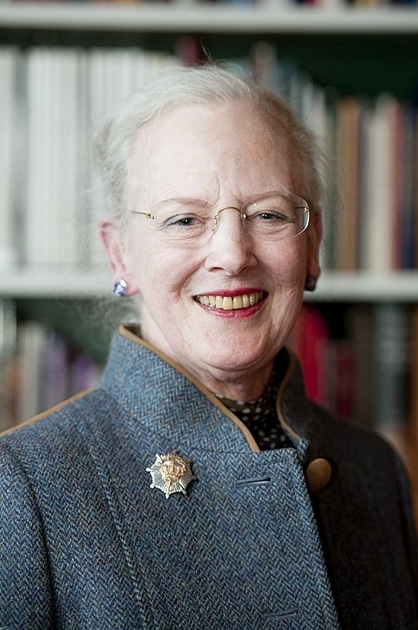 Margrethe II - Crédits :  Johannes Jansson / Wikimedia commons CC BY-2.5-DK