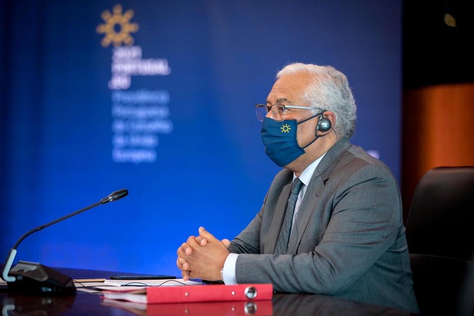 Le Premier ministre portugais António Costa, dont le pays assure la présidence tournante du Conseil de l'Union européenne, avait prévu ce sommet social avant même la pandémie de Covid-19