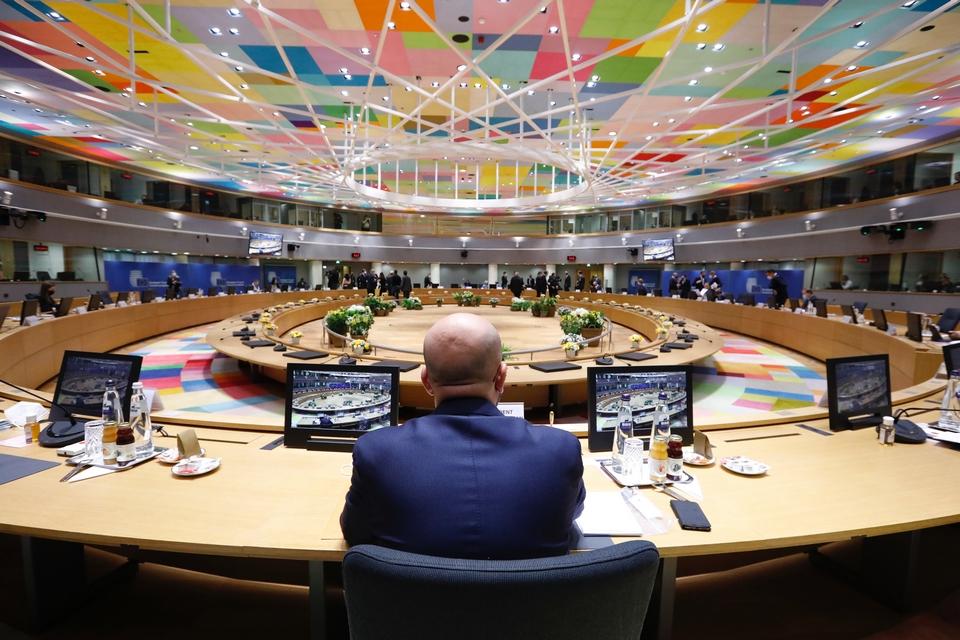 Le Covid-19, le climat et les relations extérieures étaient au menu des deux journées du sommet européen des 24 et 25 mai