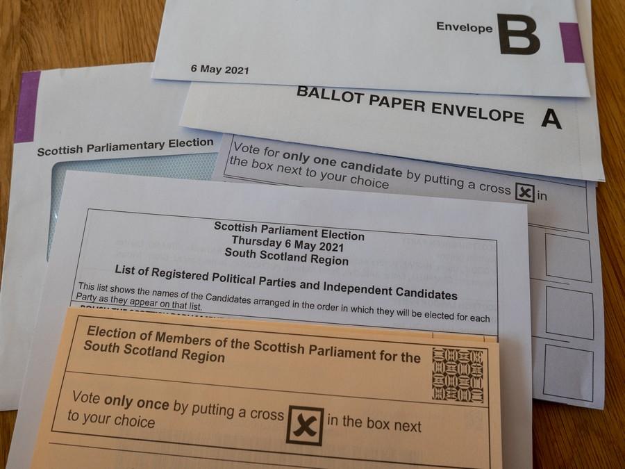 Les élections du Parlement écossais pourraient raviver les ambitions indépendantistes du SNP et donc être déterminantes pour l'avenir du Royaume-Uni - Crédits : K. Neville / Istock
