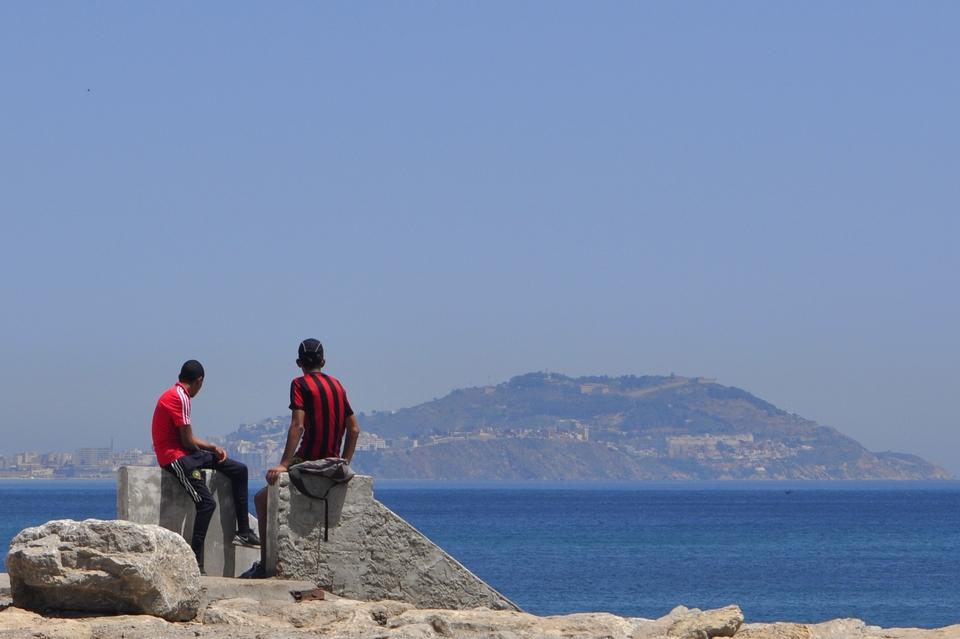 Les migrants sont notamment arrivés par la ville marocaine de Fnideq