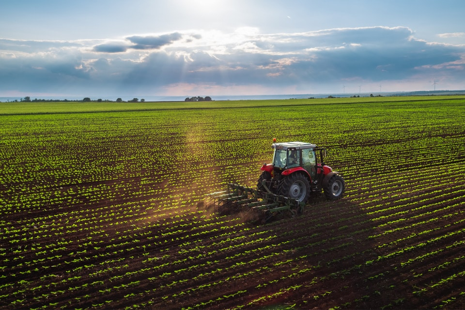 La politique agricole commune a vu le jour en 1962