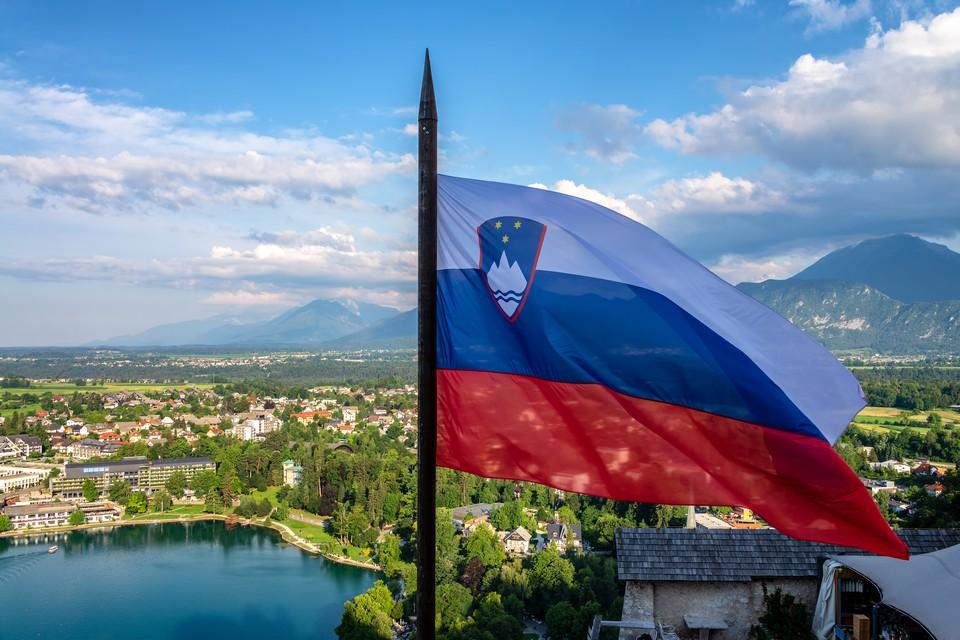 La Slovénie exercera jusqu'au 31 décembre 2021 sa seconde présidence du Conseil de l'UE, après un premier mandat en 2008 - Crédits : DC_Colombia / iStock