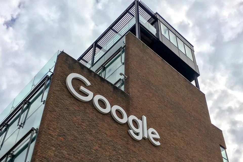Siège social de Google en Irlande