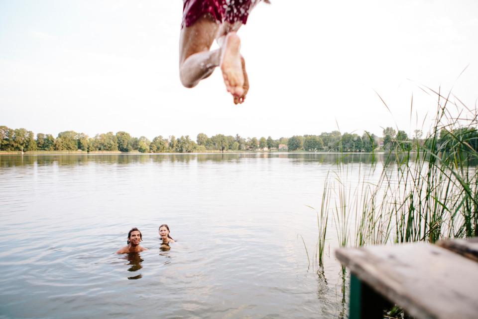 Les données sur la qualité des eaux de baignade de l'Agence européenne de l'environnement concernent les Etats de l'UE ainsi que la Suisse, le Royaume-Uni et l'Albanie