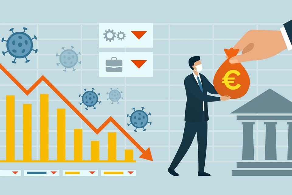 Face à la crise, le prêt rebond aide les entreprises à améliorer leur trésorerie en soutenant les fonds de roulement