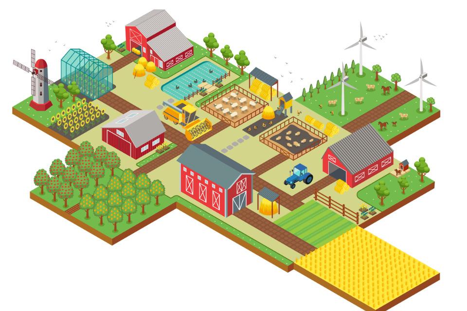 La Politique agricole commune a officiellement vu le jour en 1962