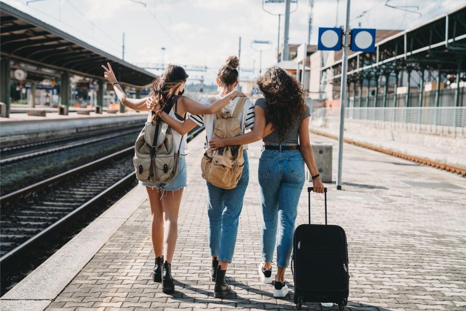 voyages en Europe en train