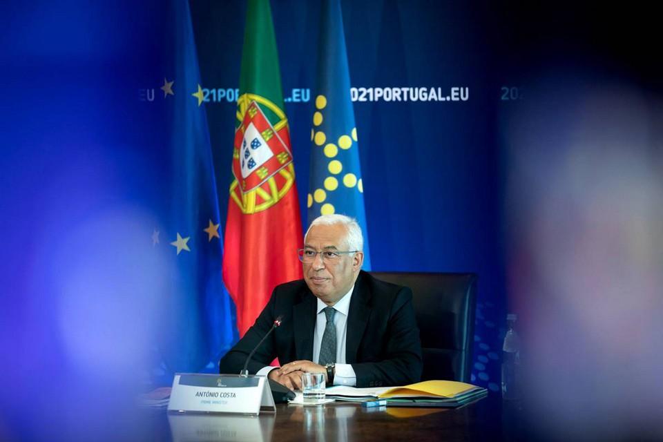 Le Premier ministre portugais, Antonio Costa, a supervisé la présidence portugaise du Conseil de l'UE - Crédits : Conseil de l'Union européenne