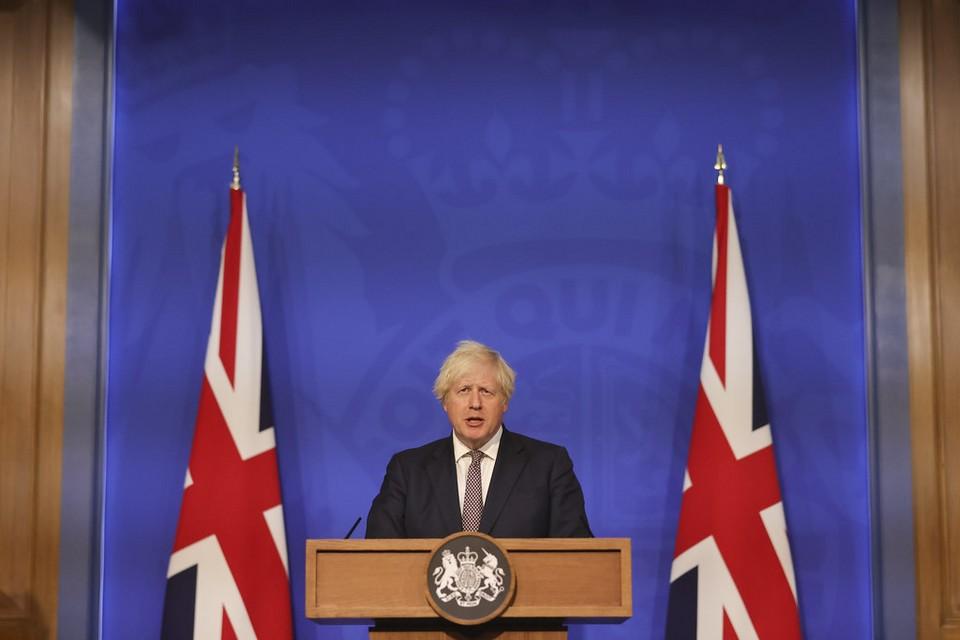 Lundi, le chef du gouvernement britannique Boris Johnson a dévoilé les mesures qui seront allégées le 19 juillet prochain