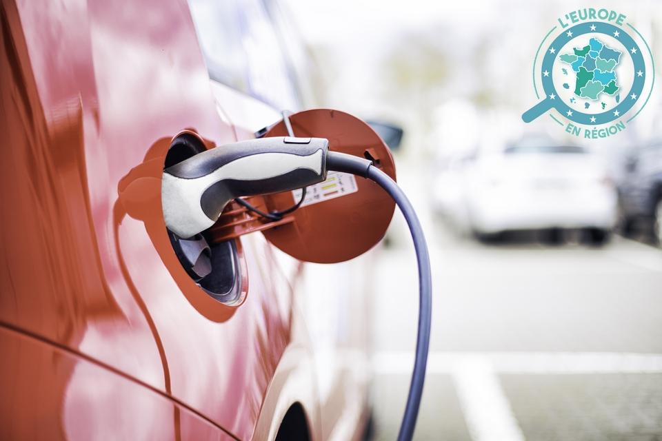 Le projet E-Mergy valorise les batteries des véhicules électriques